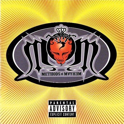 Methods of Mayhem Albums Methods of Mayhem 12 07 1999